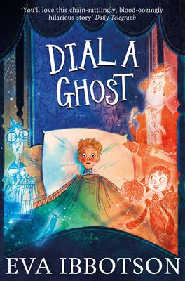 Book cover for Dial a Ghost